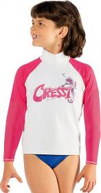 Cressi Junior Rash Shirt Seahorse
