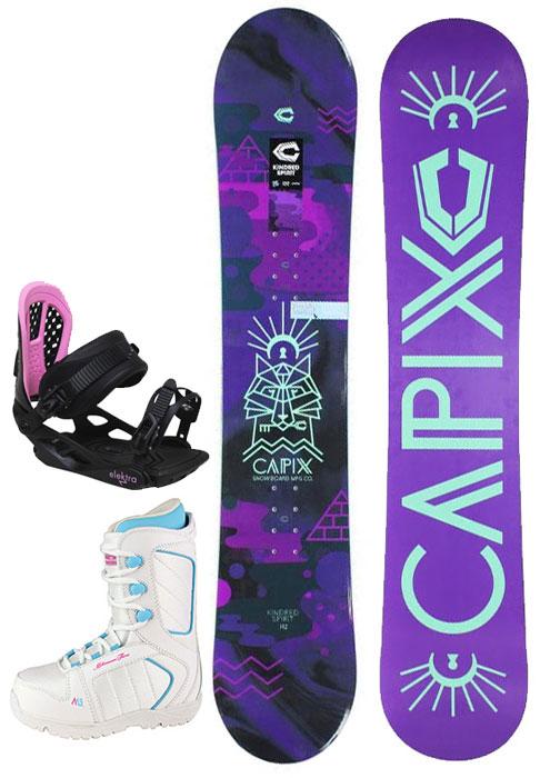 Capix Kindrid Spirit /Elektra /M3 Venus boots