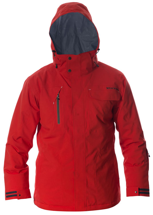 Mens Cartel Baldface + Sizes Red