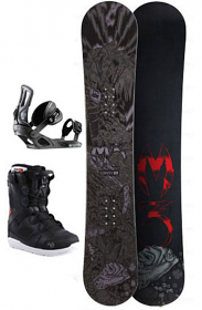 M3 Convoy/Cage Binding/Legend Boots