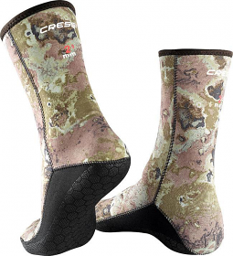 Cressi Camo 3mm Wet Sox