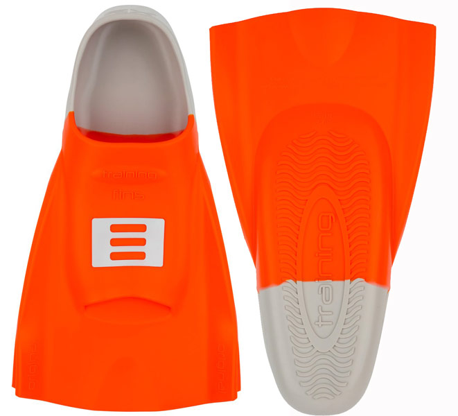 DMC Original Training Fins Orange