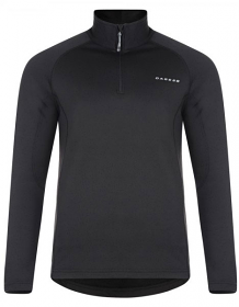 Dare Mens 2b Fuseline Top Black