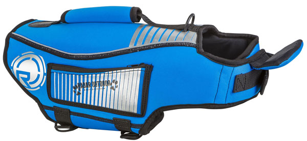 Radar Dog Vest Blue 2020