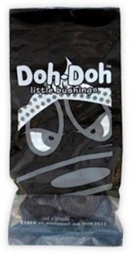 Doh Doh Bushing Pack 100 Black