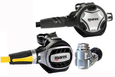 Mares Dual Adj 62X /Ultra Occy Package