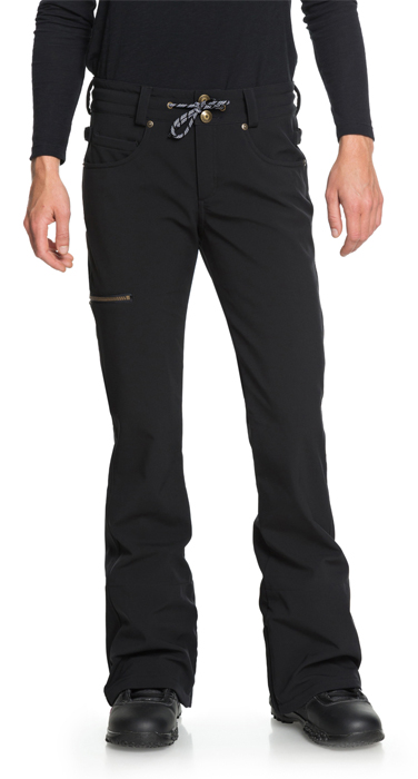 DC Viva Softshell Black '19