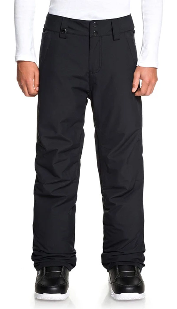 Quiksilver Estate Youth Black 2021