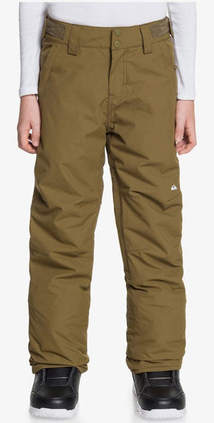 Quiksilver Estate Youth Olive 2021
