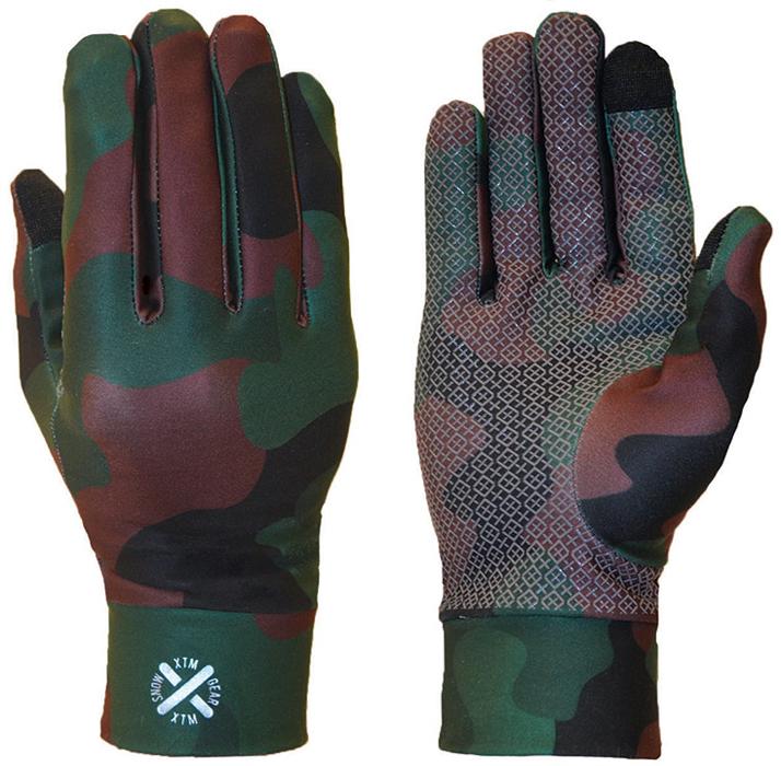XTM Arctic Glove Liner Camo '18