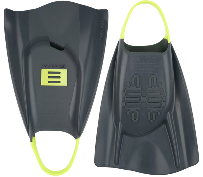 DMC Elite Swim Fins Grey