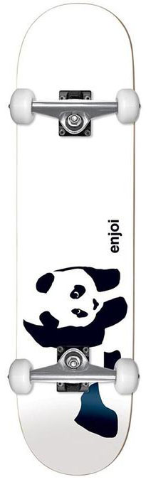 Enjoi Panda White 8.0""