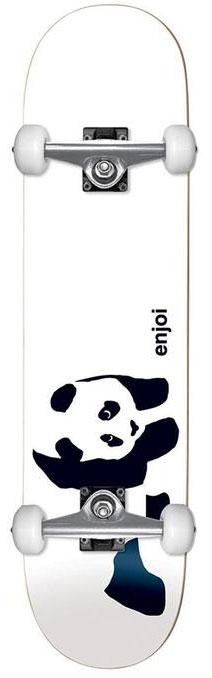 """Enjoi Panda White 8.0"""""""
