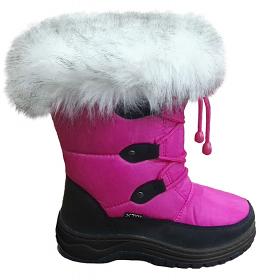 XTM Skyler Girls Boots Pink