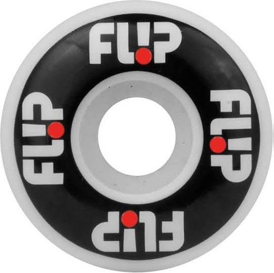 Flip Odyssey Logo Wheel Set Black