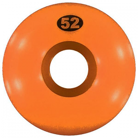 Form Wheels Neon Orange 52mm