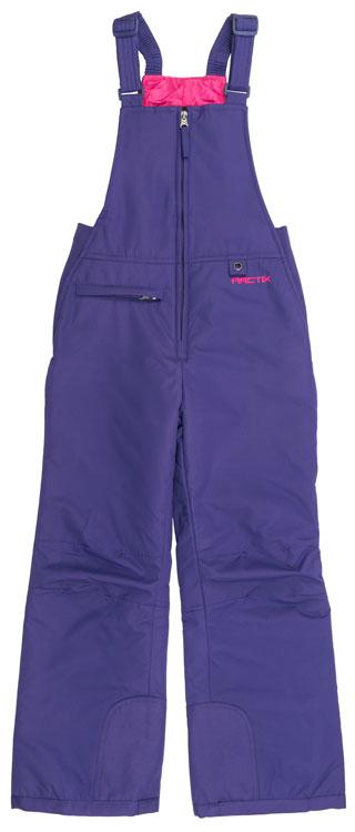 Arctix Bib Overalls Purple