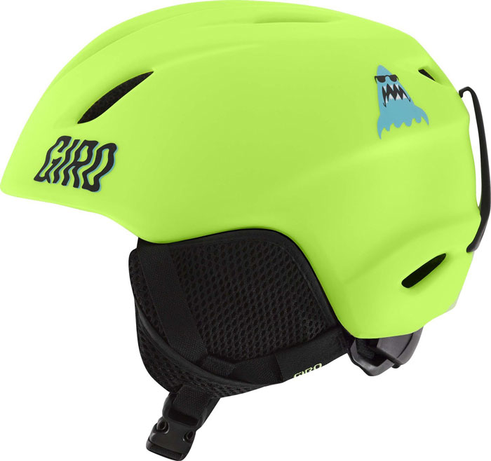 Giro Launch Lime Shark