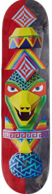 Globe Totems Rainbow Serpent 7.75