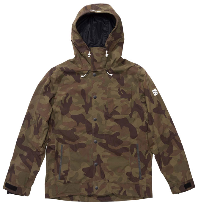 Holden Hooded Deck Camo '19