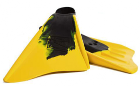 Hot Buttered Free II Fins