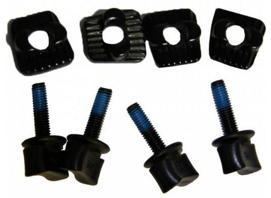 Hyperlite M6 Thumb Screw Bolt Kit set 4