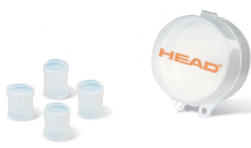 Head Silicone Moulded Ear Plugs