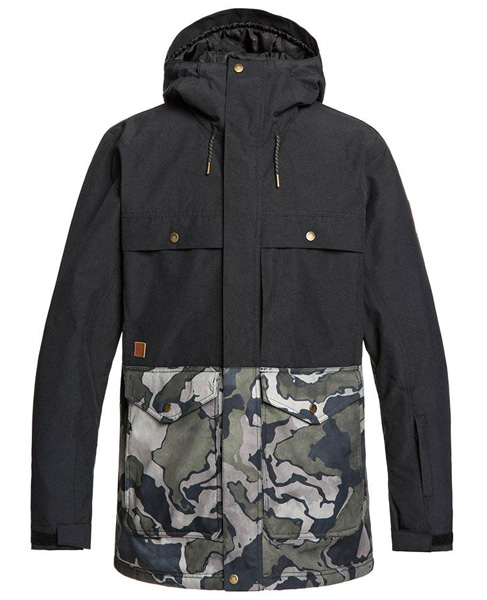Quiksilver Horizon Black