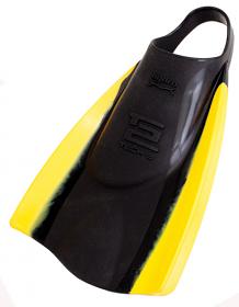 Hydro Tech 2 Fins Black/Yellow
