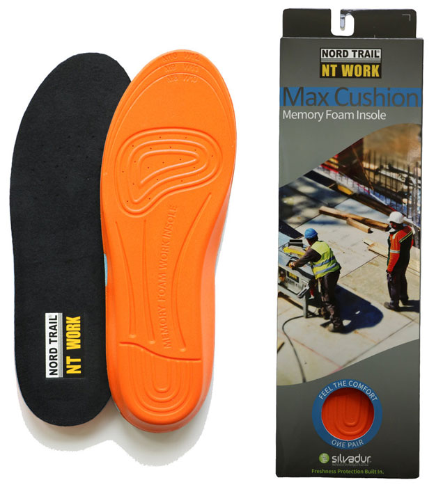 Nord Trail Max Cushion Insoles