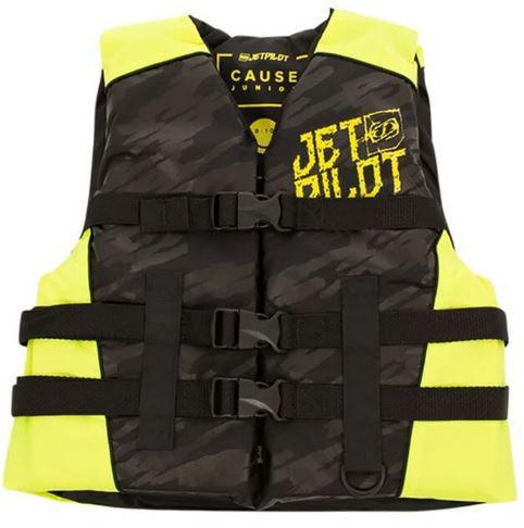 Jetpilot Kids The Cause Nylon Black