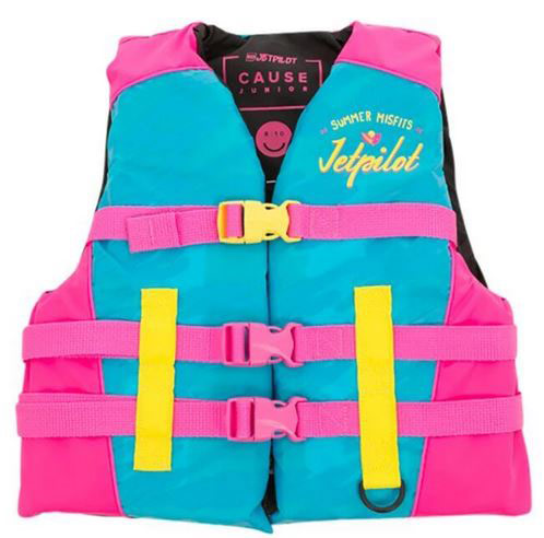 Jetpilot Kids The Cause Nylon Pink