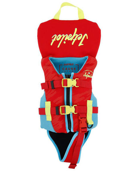 Jetpilot Cause Infant Red 1-2