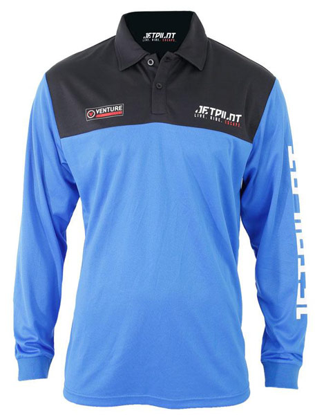 Jetpilot Venture Fishing Shirt UV 50+