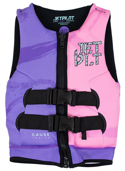 Jetpilot Kids The Cause L50s Pink/Pur