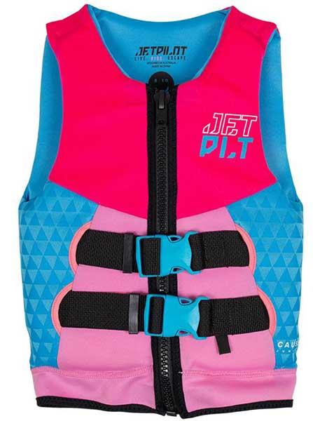 Jetpilot Kids The Cause L50s Pink