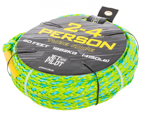 Jetpilot 2-4P Tube Rope Green '18