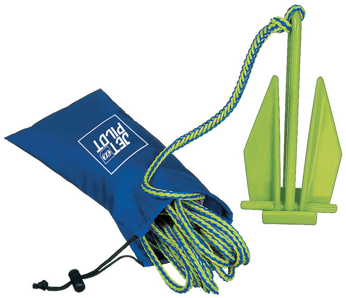 Jetpilot Lightweight Fluke Anchor