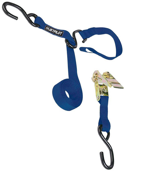 Jetpilot Triple Hook Tie Down