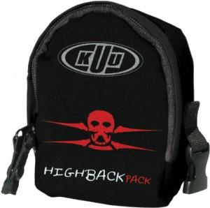 Kuu High Back Binding Pack Bones