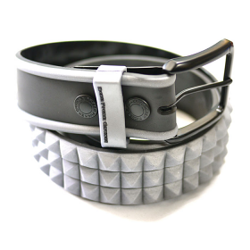XTM Kicker Waterproof Belt Silver