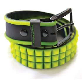 XTM Kicker Waterproof Belt Yellow