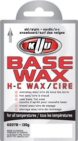 KUU Base Ski & Board Wax