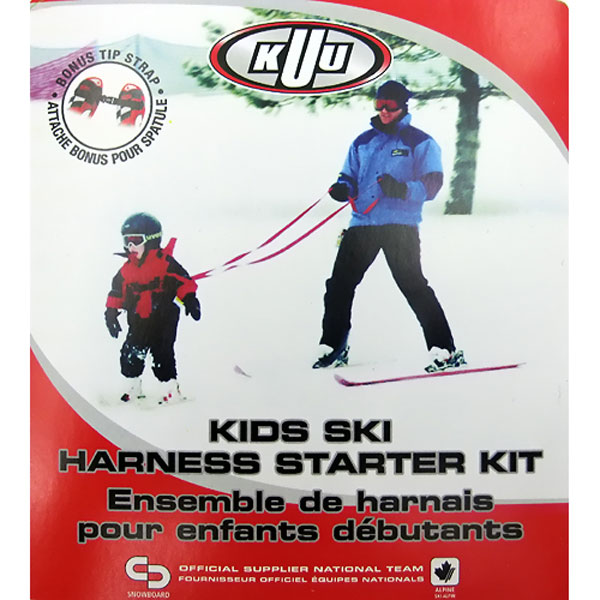 KUU Kids Ski Harness Starter Kit