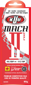 KUU Mach II Red Universal Wax