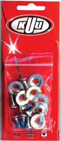 KUU Mounting Screws 16mm