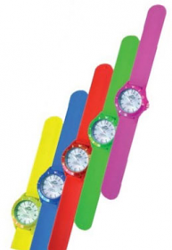 Land and Sea Silicone Slap Watch