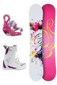 M3 Krystal/Stiletto/Divine Boots