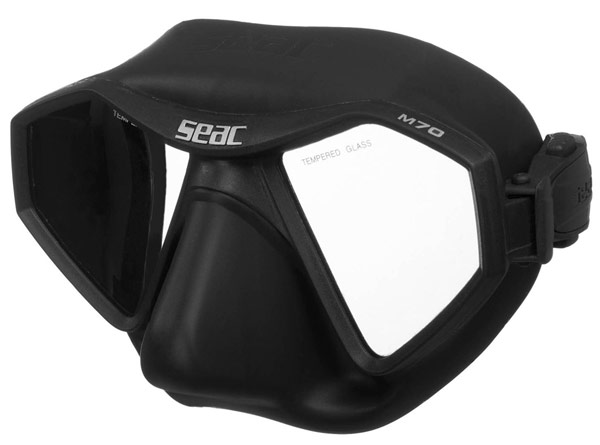 Seac M70 Apnea Mask