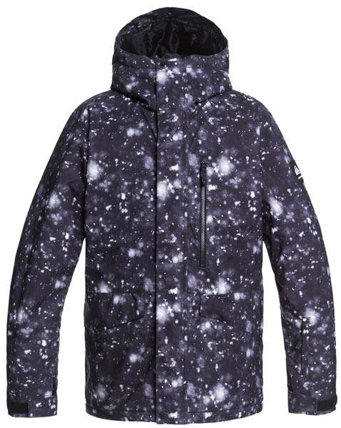 Quiksilver Mission Print Woolflakes 2021